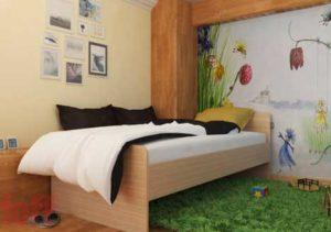 Детская кровать Корсика